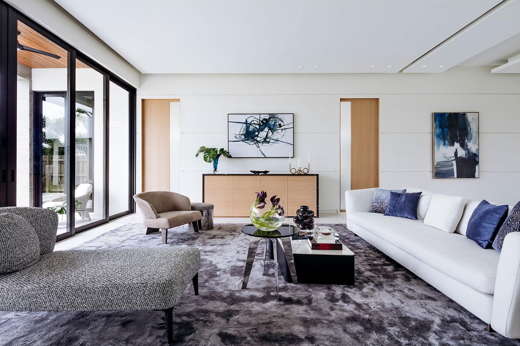 Modern Home by Tamara Feldman