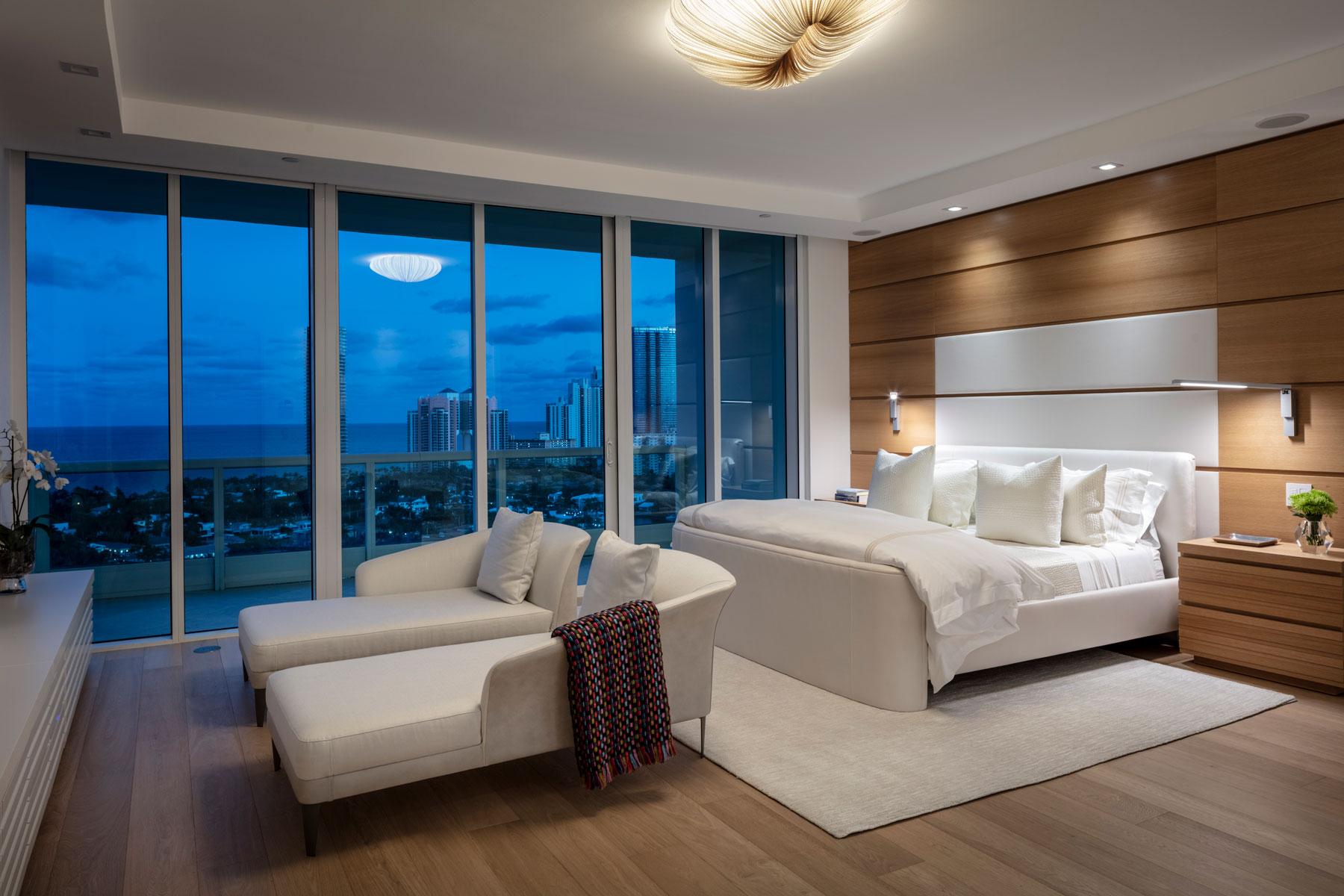 Amazing bedroom designed by Tamara Feldman